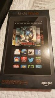 "Kindle Fire HD 7"" 3rd generation tablet"
