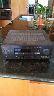 Yamaha 7.1 Home Theater Receiver HTR-5990