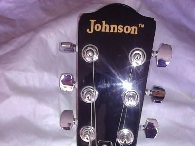johnson les paul red cherry sunburst rare find