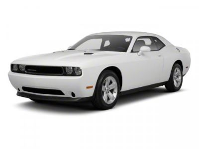 2011 Dodge Challenger R/T (Bright White)
