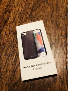 iPhone 7 & 8 protective battery case