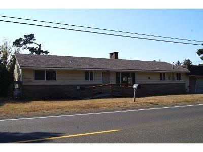 3 Bed 1 Bath Foreclosure Property in Westport, WA 98595 - S Montesano St