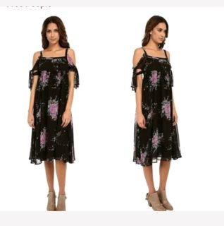 """NWT Free People """"Tied to You"""" Dress XS"""