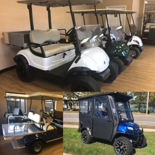 Golf Cars and Accessories