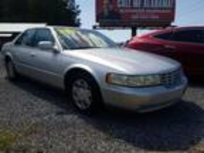 2000 Cadillac Seville For Sale