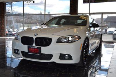 2015 BMW 5-Series 4dr Sdn 535i xDrive AWD (Alpine White)