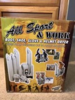 All Sport and Work Dryer