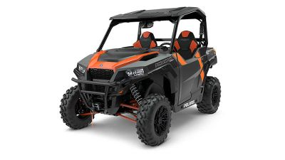 2018 Polaris General 1000 EPS Deluxe Side x Side Utility Vehicles Eagle Bend, MN