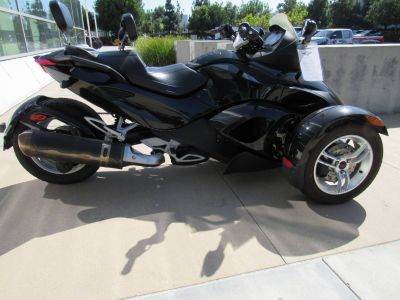 2012 Can-Am Spyder RS-S SE5 Trikes Motorcycles Irvine, CA