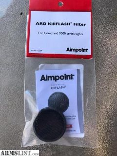For Sale: Aimpoint Killflash Anti-Reflective Device (ARD) Comp/ PRO
