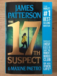 The 17th Suspect by Patterson