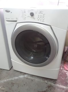 Front Loading Whirlpool Washer