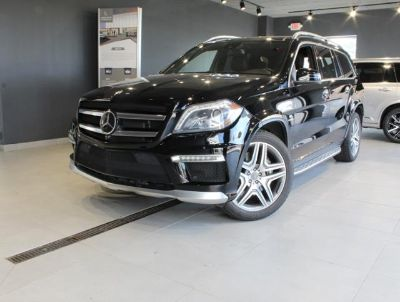 2015 Mercedes-Benz GL-Class GL63 AMG (Obsidian Black Metallic)