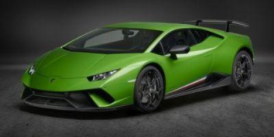2018 Lamborghini Huracan Performante LP 640-4 (Grigio Titans Matt)
