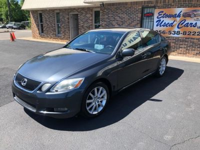 2006 Lexus GS 300 Base (GREY)
