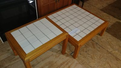 Tiled Coffee and End Table