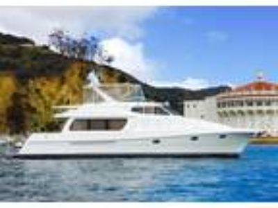 2003 McKinna 57 Pilothouse