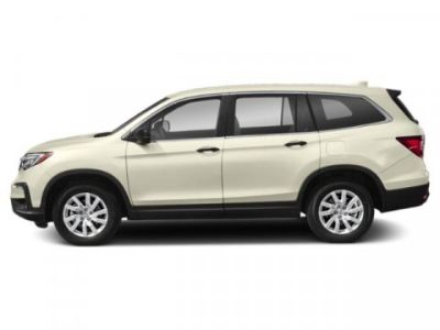 2019 Honda Pilot LX AWD (White Diamond Pearl)