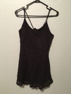 Forever 21 Lace black dress