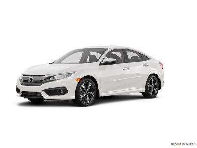 2018 Honda Civic Touring (White Orchid Pearl)