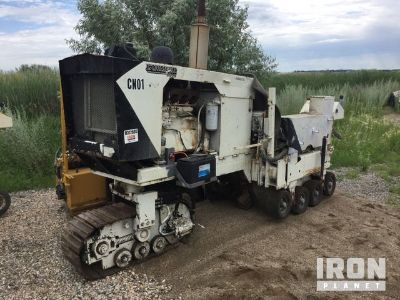Kurber 5000 Curb & Gutter Machine