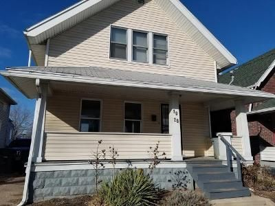 3 Bed 1 Bath Foreclosure Property in Toledo, OH 43609 - Curtis St