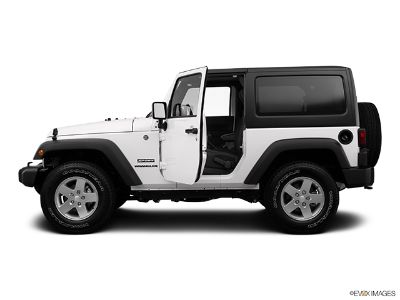 2012 Jeep Wrangler Sport (Flame Red Clearcoat)