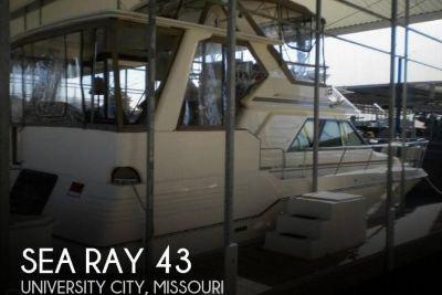 1988 Sea Ray 415 Aft Cabin