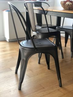 Trattoria Dining Chairs - per set of 4