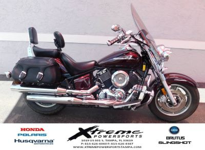 2007 Yamaha XVS1100 Cruiser Motorcycles Tampa, FL