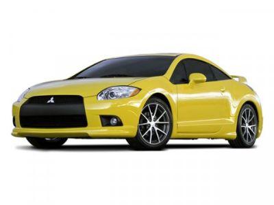 2009 Mitsubishi Eclipse GT (Yellow)