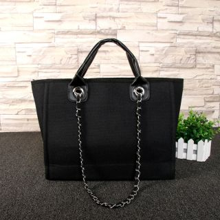New Black Fashion Handbag comes with dust bag Contact for details