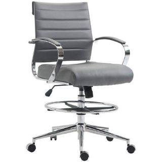 Poly and Bark Tremaine Office Drafting Chair - New!