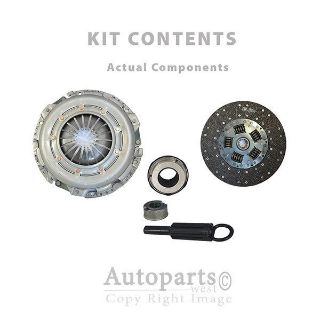 Buy VALEO CLUTCH KIT 52802212 '98-04 Chevrolet S10 Blazer Pick up 11inchexcept motorcycle in Gardena, California, US, for US $164.95
