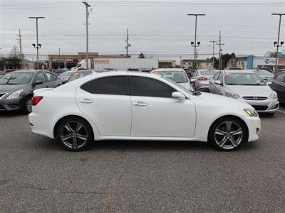 2012 Lexus IS 250 Base (White)
