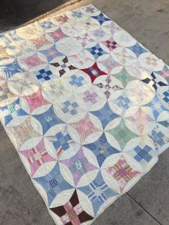 Antique quilt full size