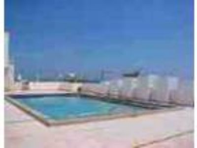 Large Furnished Apartment One BR 2 Blocks To Beach