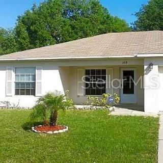 568 Kingfisher Drive POINCIANA Three BR, Open floor plan that