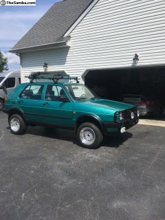 1991 Golf Country
