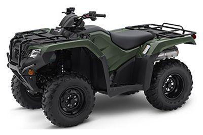 2019 Honda FourTrax Rancher 4x4 ES Utility ATVs Woodinville, WA