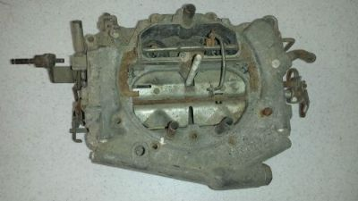Find mopar b-body carter thermoquad parts core carburetor carb charger dodge mopar motorcycle in Bay Village, Ohio, United States, for US $68.69