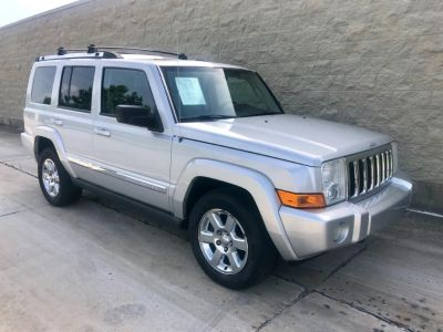 2007 Jeep Commander Limited (Silver Or Aluminum)