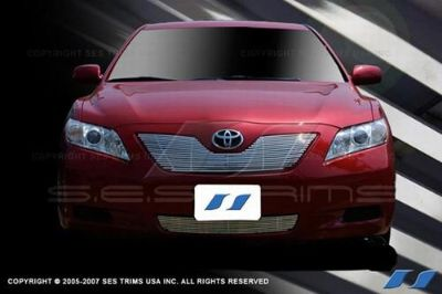 Find SES Trims TI-CG-202A/B 07-09 Toyota Camry Billet Grille Bar Grill Chromed motorcycle in Bowie, Maryland, US, for US $319.00