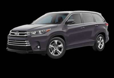 2019 Toyota Highlander Limited (Predawn Gray Mica)