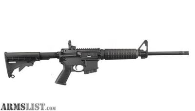For Sale: RUGER AR-556 $499