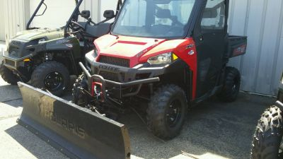 2018 Polaris Ranger XP 900 EPS Side x Side Utility Vehicles Hermitage, PA