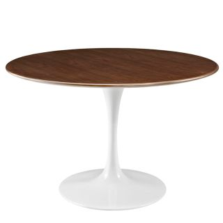 New MCM Style Walnut Dining Tables 8 Sizes 3 Tops