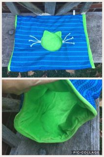 Cat Crinkle Bag, like NEW condition, my cat just wouldn t use it