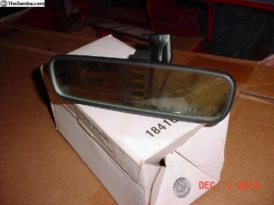 Interior Rear View Mirror New In Box