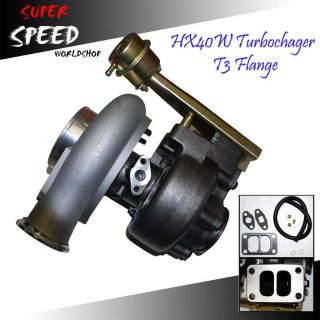Find HX40W SUPER DRAG Diesel Turbo Charger Holset T3 Flange Hx40 Dodge RAM CUMMINS motorcycle in Griffith, Indiana, US, for US $328.99